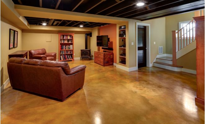 How much time does it take to remodel a basement